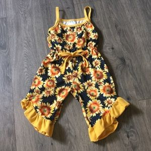 Other - Toddler jumpsuit